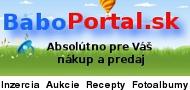 BaboPortal.sk - inzercia a aukcie pre každého.